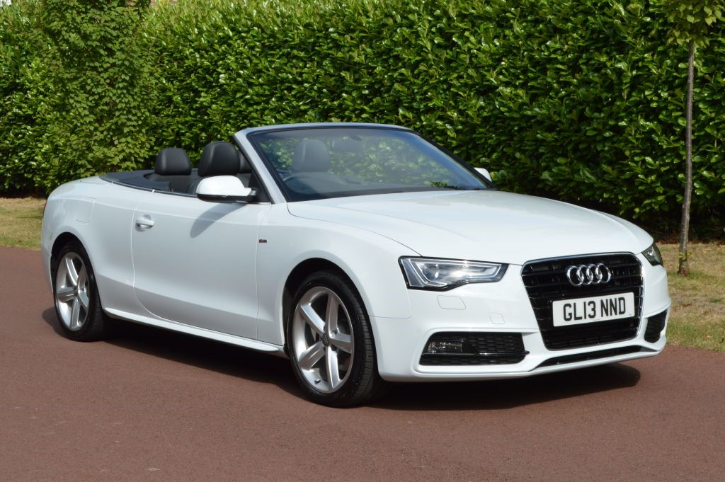 used Audi A5 TFSI S LINE S/S in hersham-surrey