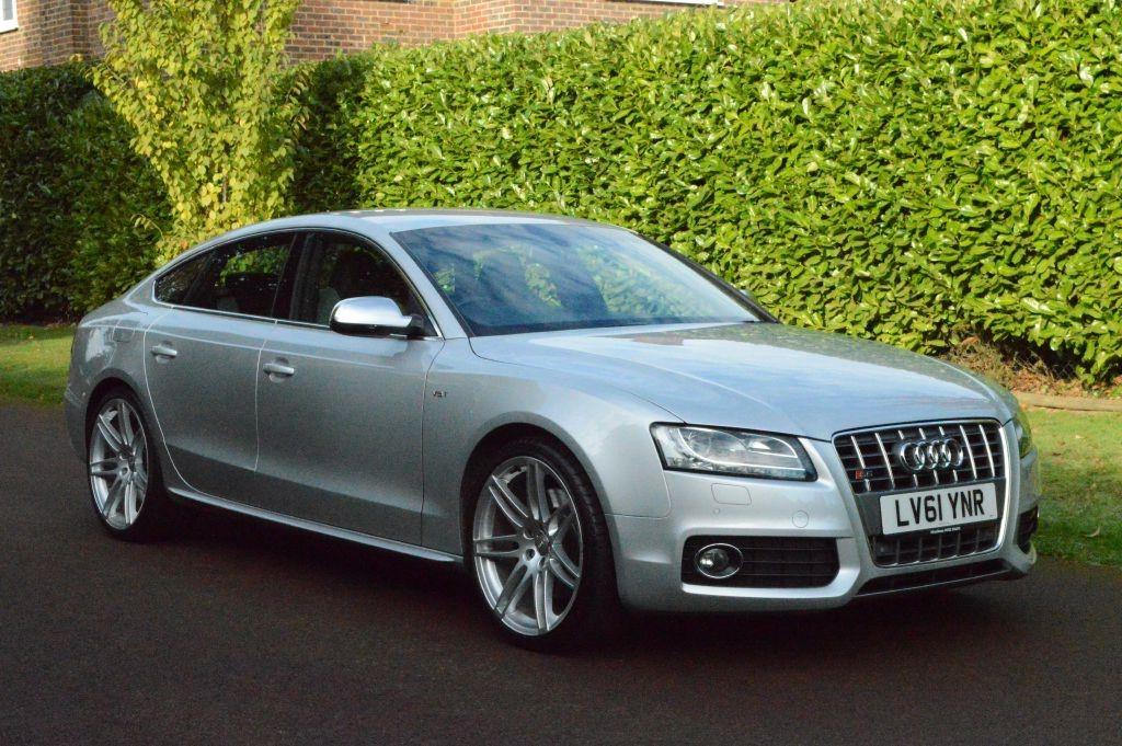 used Audi S5 S5 SPORTBACK TFSI QUATTRO in hersham-surrey