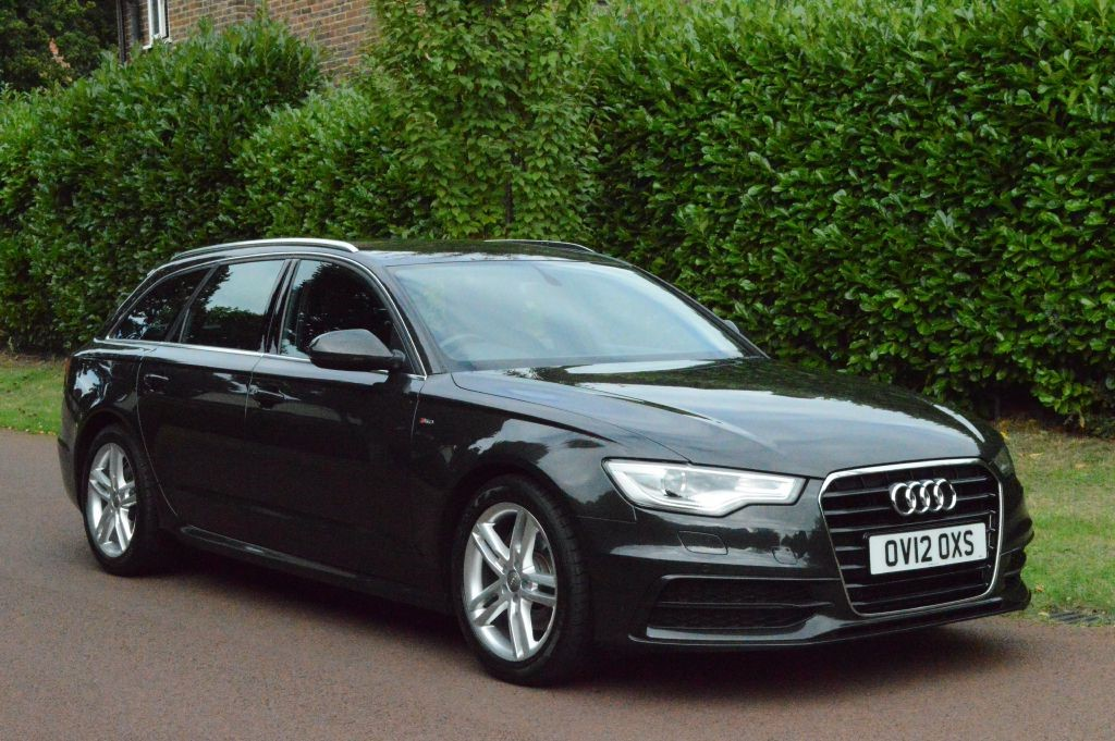 used Audi A6 Avant TDI S LINE in hersham-surrey