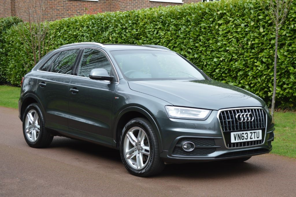 audi q3 tdi quattro s line for sale hersham surrey wheelbase. Black Bedroom Furniture Sets. Home Design Ideas