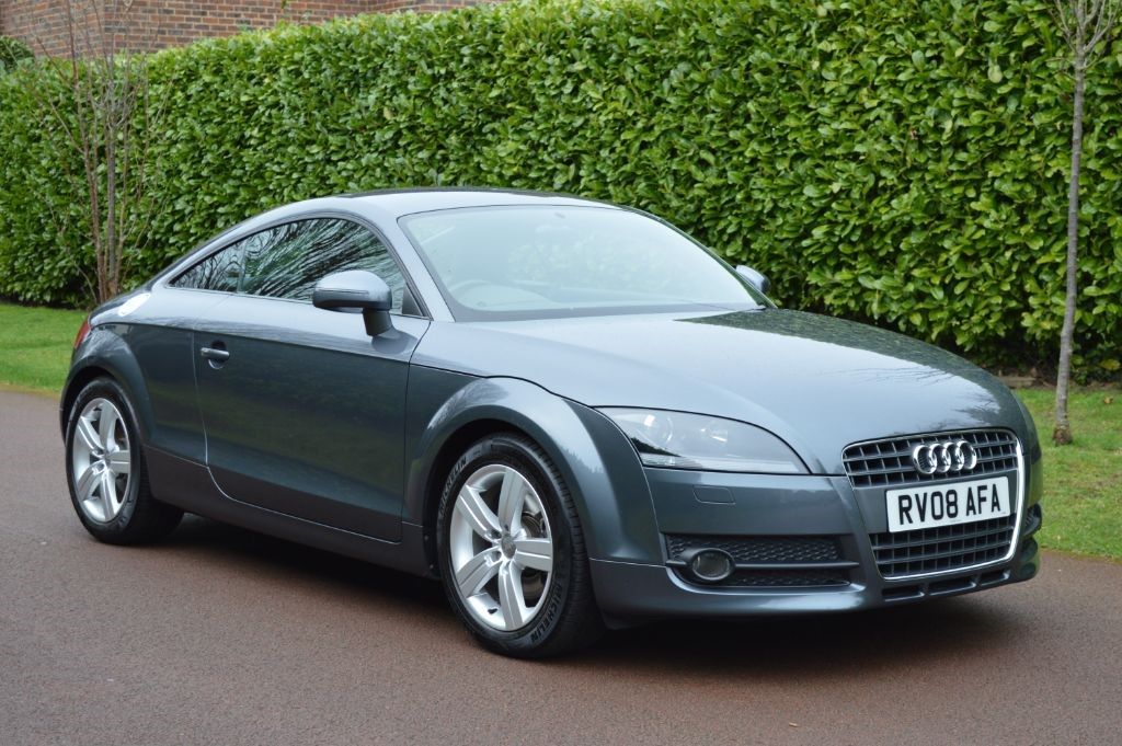 used Audi TT TFSI in hersham-surrey