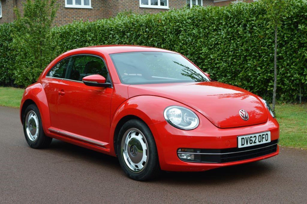 used VW Beetle DESIGN TDI in hersham-surrey