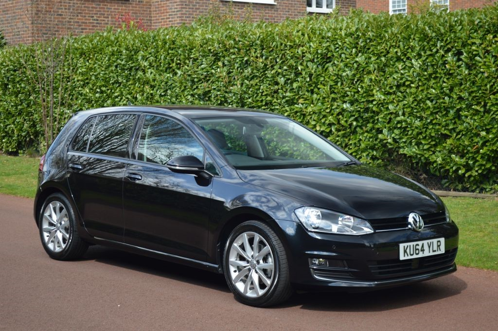 used VW Golf GT TDI BLUEMOTION TECHNOLOGY in hersham-surrey