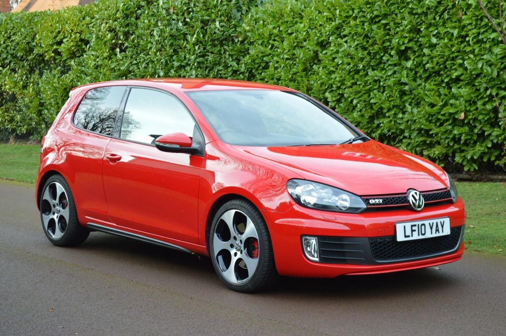 used VW Golf GTI in hersham-surrey