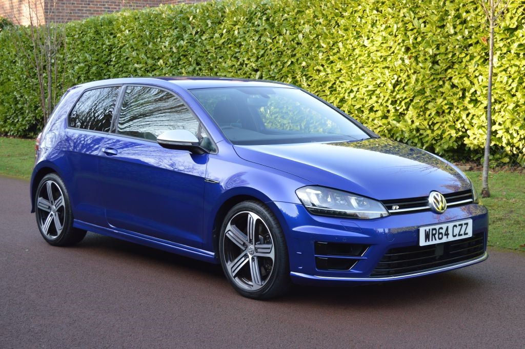 used VW Golf R in hersham-surrey