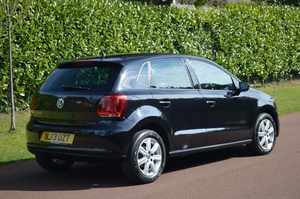 vw polo match for sale hersham surrey wheelbase. Black Bedroom Furniture Sets. Home Design Ideas