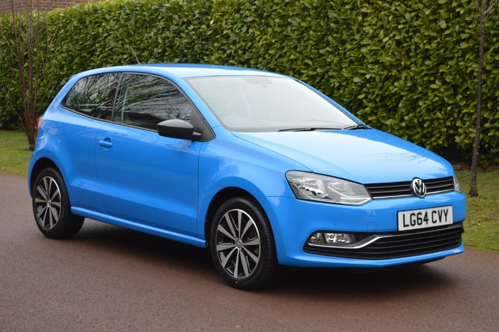 used VW Polo SEL TSI in hersham-surrey