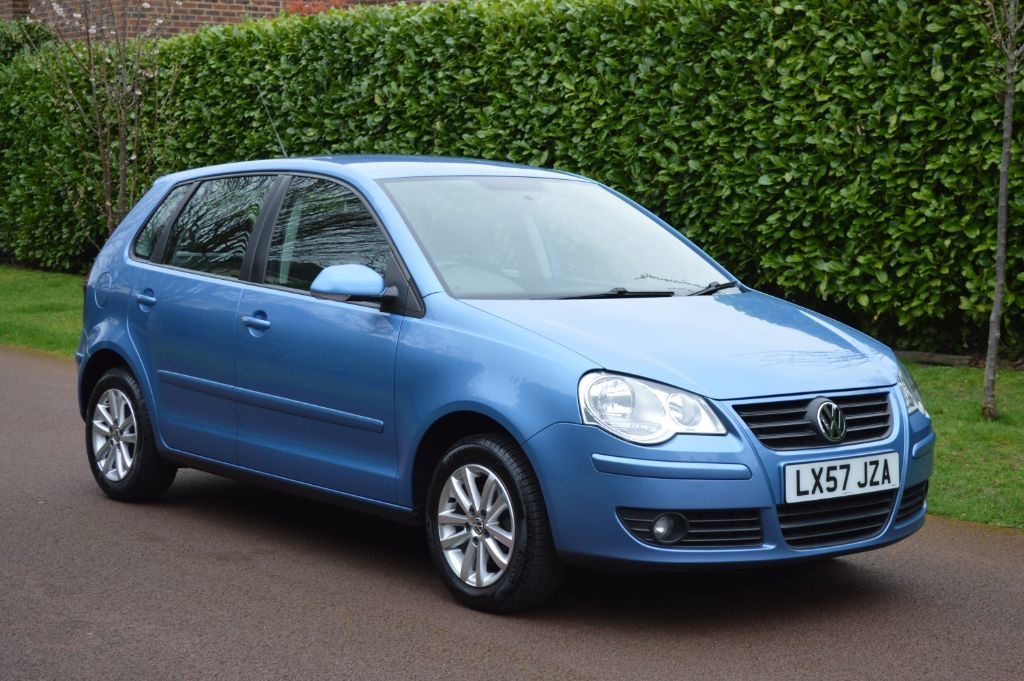 used VW Polo S Automatic in hersham-surrey