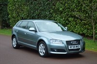 used Audi A3 TDI SE in hersham-surrey