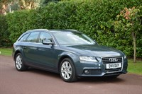 used Audi A4 Avant TDI SE DPF in hersham-surrey