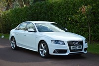 used Audi A4 TDI S LINE in hersham-surrey