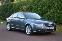 used Audi S4 S4 QUATTRO in hersham-surrey