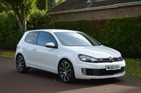 used VW Golf GTD TDI DSG in hersham-surrey