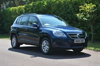 used VW Tiguan S TDI 4MOTION in hersham-surrey