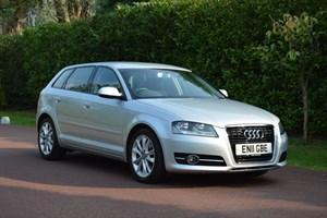 used Audi A3 SPORTBACK TDI SPORT in hersham-surrey