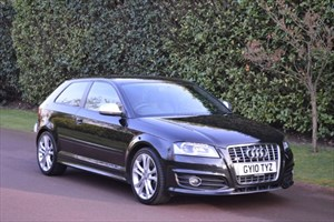 used Audi A3 S3 QUATTRO in hersham-surrey