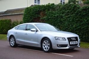 used Audi A5 SPORTBACK TDI QUATTRO SE in hersham-surrey