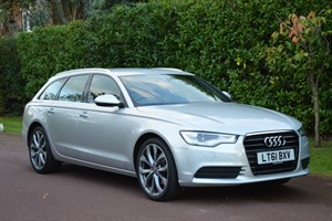 used Audi A6 Avant TDI SE in hersham-surrey