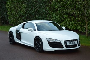 used Audi R8 V10 QUATTRO in hersham-surrey