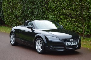 used Audi TT TFSI Roadster in hersham-surrey