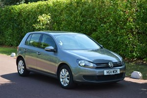 used VW Golf MATCH TDI DSG in hersham-surrey