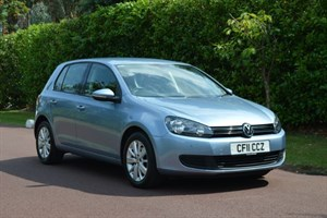 used VW Golf MATCH TDI in hersham-surrey