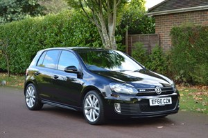 used VW Golf GTD TDI 170 in hersham-surrey