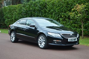 used VW Passat CC GT TDI BLUEMOTION TECHNOLOGY DSG in hersham-surrey