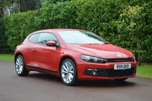 used VW Scirocco TSI in hersham-surrey
