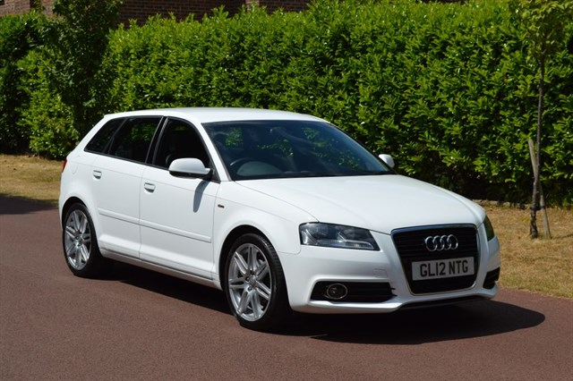 used Audi A3 SPORTBACK TFSI S LINE in hersham-surrey