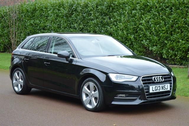 used Audi A3 TFSI SPORT in hersham-surrey