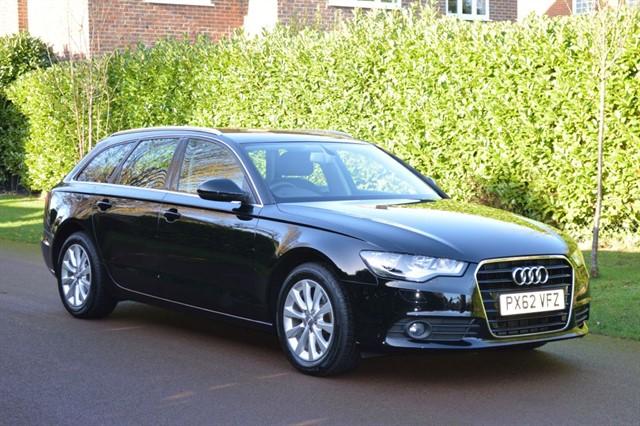 used Audi A6 Avant TDI SE in hersham-surrey