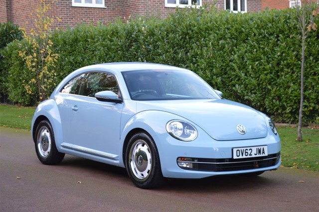 used VW Beetle DESIGN TSI DSG in hersham-surrey