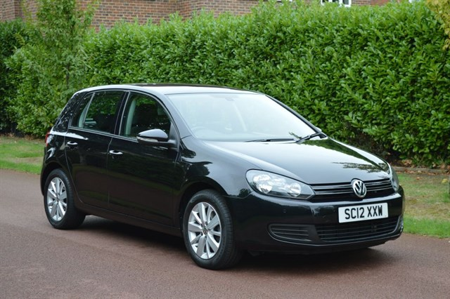 used VW Golf MATCH TSI in hersham-surrey
