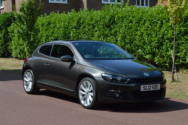 used VW Scirocco GT TDI 170 in hersham-surrey