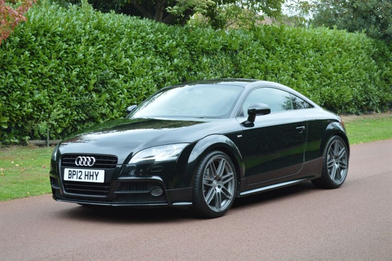 audi tt tfsi black edition for sale hersham surrey wheelbase. Black Bedroom Furniture Sets. Home Design Ideas