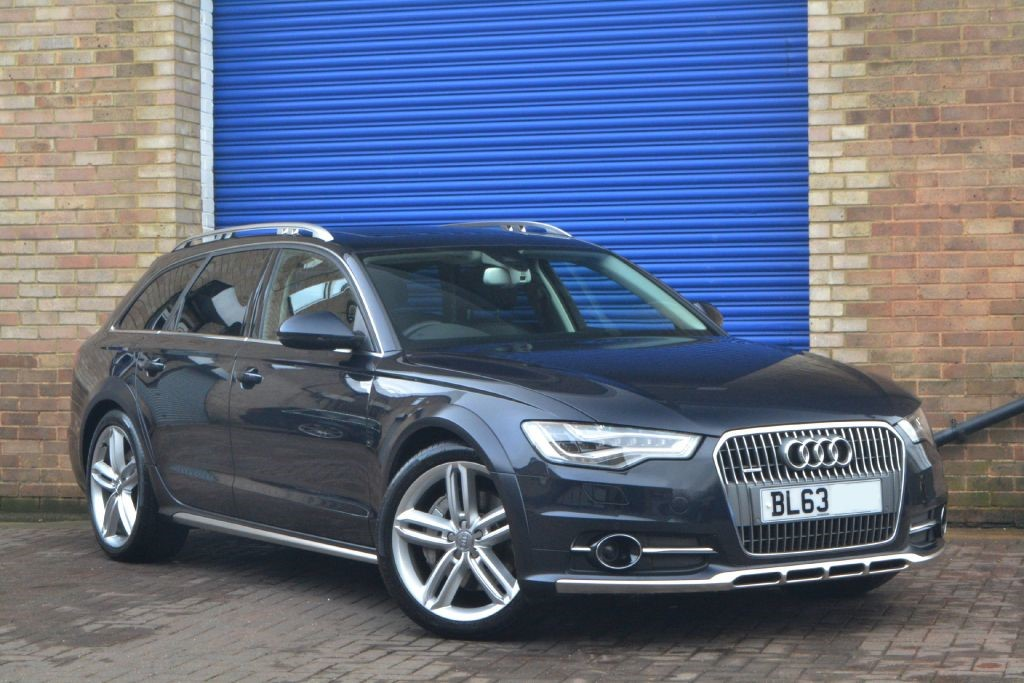 Used Moonlight Blue Audi A6 Allroad For Sale Buckinghamshire