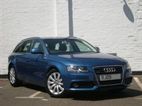 Used Audi A4 Avant TFSI quattro SE Sat Nav, Leather, Electric Seats