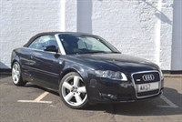 Used Audi A4 Cabriolet TFSI S Line low miles, Xenons, Heated seats