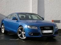 Used Audi A5 TDI quattro Sport. DVD Nav, Xenons, Camera.
