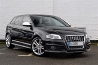 Used Audi S3 TFSI quattro Sportback S-Tronic Sunroof Mag ride