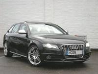 Used Audi S4 Avant T quattro S Tronic ,Launch Spec, Pan Roof, Sports Differential, DVD Sat Nav