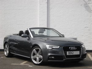 "used Audi A5 TDI S Line Special Editio 19"" wheels, Nav+, Heated seats"