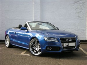 "used Audi A5 TFSI quattro S Line S Tronic Exclusive paint, 20"" wheels, mega spec!"