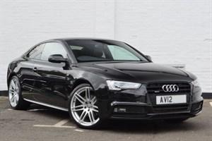 "used Audi A5 TDI quattro S Line Black Edition 20"" wheels, Nav+"