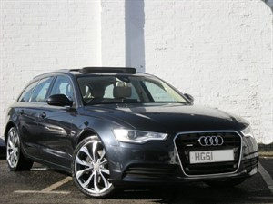 "used Audi A6 Avant TDI quattro SE New Model Massive spec Panoramic Sunroof, 20"" Alloys"