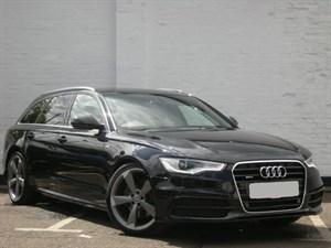 "used Audi A6 Avant TDI quattro S Line, Nav+, 20"" Rotors, Electric seats"