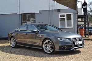 "used Audi A7 TDI quattro S Line 20"" Alloy Wheels, Adaptive cruise, parking cameras, HUD"