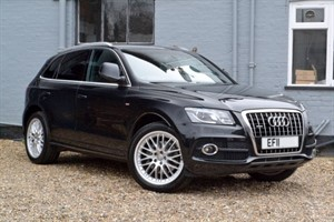 "used Audi Q5 TDI quattro S Line S Tronic Keyless, Electric seats, 20"" wheels"