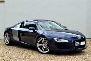 used Audi R8 FSI quattro R Tronic, B&O, Mag Ride, Extended leather.